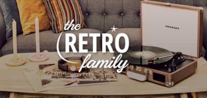 Review Business Expansion Retro Family